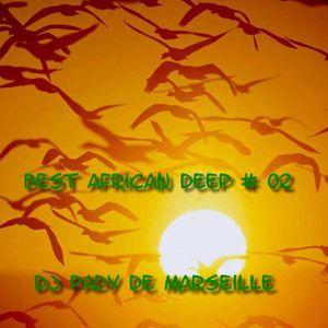 BEST AFRICAN DEEP # 02