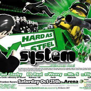 SYSTEM 6 - Paul Glazby - Halloween System 6
