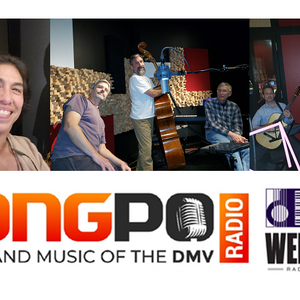 SongPo Radio 2018 Ep 45 - Koshari and Live in Studio with Swingology DC