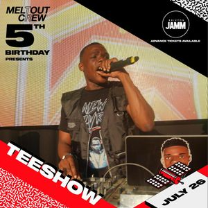 MELTOUT CREW's 5th BIRTHDAY PROMO MIX (AFROSWING, UKHIPHOP, HIPHOP, & R&B)