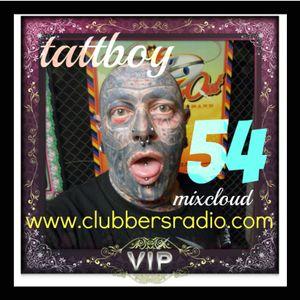 tattboy's Mix No. 54 ~ April 2012 ~ A Deeper House..!!