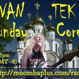 Van Tek - Sundaycore 001 on Moomba+ Radio