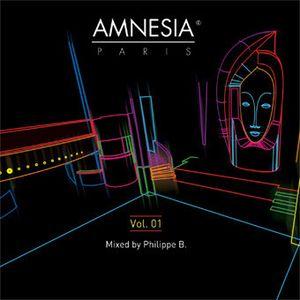 Philippe B. – Amnesia Paris Vol.01 [2004]