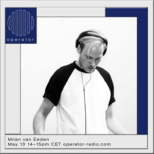 Milan van Eeden - 13th May 2017