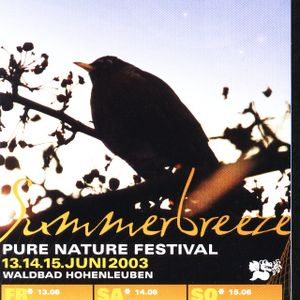 14.06.2003 Sugar D. @ SummerBreeze
