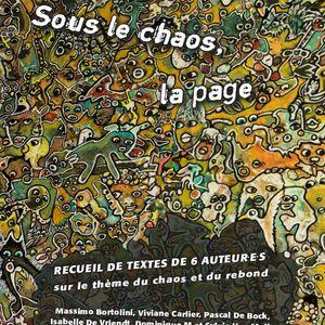Sous le chaos, la page | Collectif de la ligne 10 | 19 novembre 2019