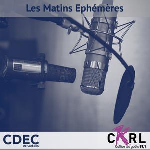 Les matins éphémères - La CDEC présente Le Diplôme avant la Médaille,