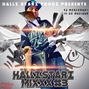 Hallz Starz MiXxX #3 mixed by DJ Mbe