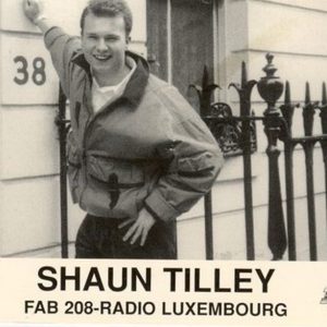 SHAUN TILLEY ON RADIO LUXEMBOURG : 12/9/88 (FIRST SHOW)