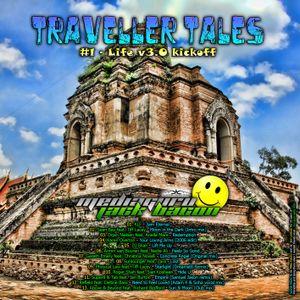Jack Bacon - Traveller Tales 001: Life v3.0 Kickoff