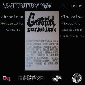 Beat Trotterz Show's mixx 2010-09-18