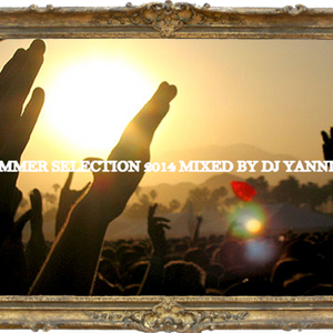 SUMMER SELECTION 2014 MIXED BY DJ YANNICK