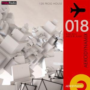 Aerodynamix 018 @ Frisky Radio Jun 2014 mixed by JuanP