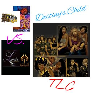DJ TWiLight Presents: the Destiny's Child vs. TLC Mix