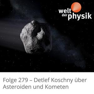 Folge 279 – Asteroiden und Kometen