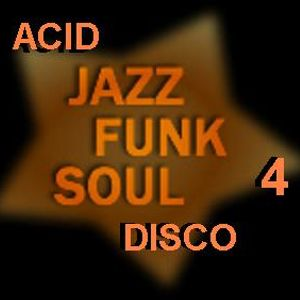 Jazz, Funk, Soul, Disco 4 - Rocksteady Breaks