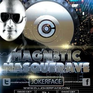 JOKERFACE MAGN3TIC MASQUERAVE #027