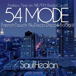 54 Mode Radio Show: Friday 15th October