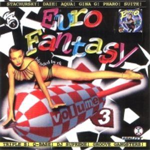 DJ Erik K Euro Fantasy Vol. 3