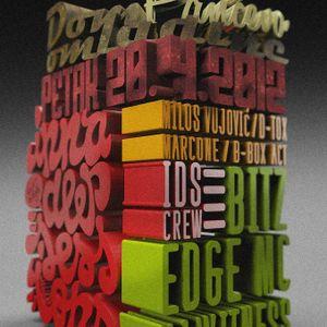 Milos Vujovic @ Inna Deep Sessions Break Mix 20.4.2012