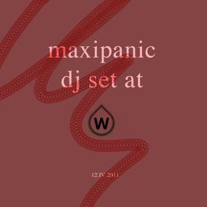 Maxipanic mix at das weisses haus 12.04.11 (4/5)