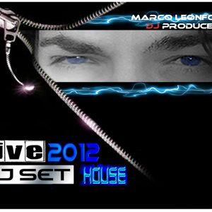 House 2012 - DJ Set Live - Marco Leonforte DJ