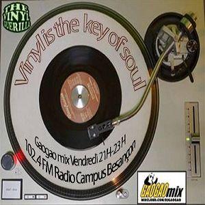 Gaomix 130913 @RadioCampusBesançon only Vinyl Mix, Deep House, Tech House, Detroit , Techno...