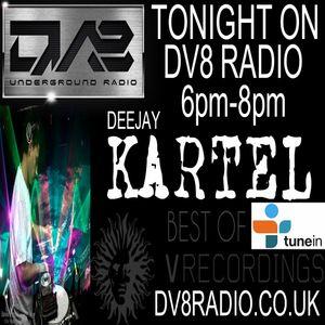 DV8 RADIO RAMSHACK SHOW BEST OF V RECORDING MIX BY DJ KARTEL 21ST FEB