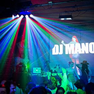 Dj Manor - In for the NU