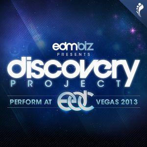 Discovery Project: EDC Las Vegas - Stellar City Mix