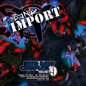 Nik Import - Hard Beat Complex Vol. 9 - The Mad Hakker