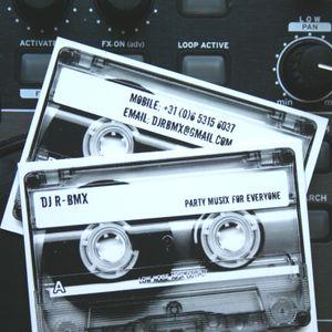 Back to the 80's retro minimix Vol 7 by DJ R-BMX