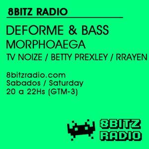 Deforme & Bass #13, at 8Bitz Radio