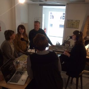 Live Drop In 08 Oct w/ Chris Madden, Rob Kilner and Lorna & Karen from East Street Arts