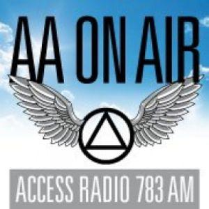 AA Meeting on Air 01-10-2016