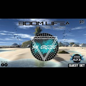 BOOM LIFE Radio Show 023 Guest Set - Sai Orozco