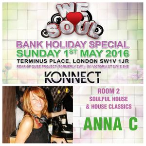 WE LOVE SOULFUL HOUSE 3 - WE LOVE SOUL 1 MAY PROMO MIX