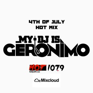 4th Of July Hot Mix on Hot107.9 (2017)