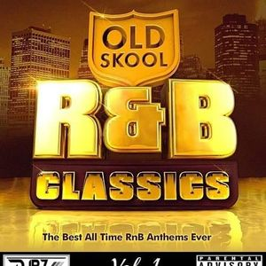 DJP7 - Old Skool R&B - Vol.1