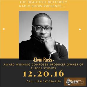 B.Fly Welcomes Award Winning Composer, Owner and Producer Elvin Ross