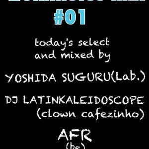 【20 minutes mix】 mixed by suguru yoshida,LatinKaleidoscope and AFR