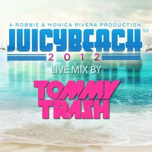Tommy Trash - Live @ Nikki Beach Juicy Beach Party (USA) 2012.03.22.
