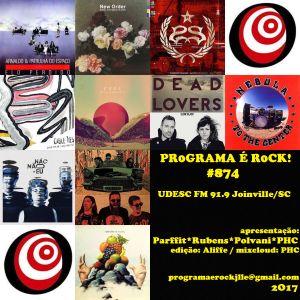 #874 Programa É Rock Jlle - UDESC FM 91.9 2017.08jul