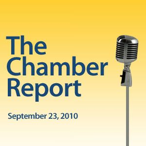 The Chamber Report - 2010-09-23