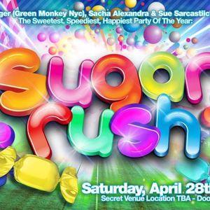 Kromozome Zero - Sugar Rush Exclusive Promo CD