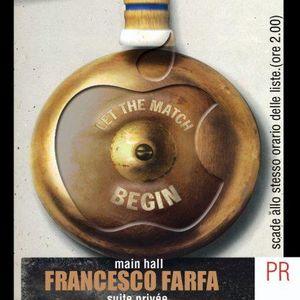 Francesco Farfa - The Flame @ Jubilee Hotel Club 27-03-2005 cd1.mp3