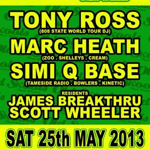 SIMI Q BASE - OLD SKOOL'S MOST WANTED MIX FROM THE ATTIC MANCHESTER 25TH MAY 2013 HOPE YOU ENJOY IT