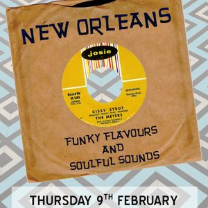 Glossop Record Club - New Orleans Funk & Soul (February 2017)
