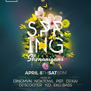 DJ Scooter [WRPI] - Live At 4mat: Spring Shenanigans - 4-8-17