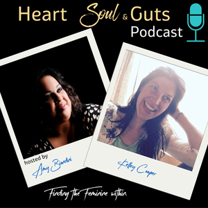 Episode 016: Kelley Cooper: Finding the Feminine Within